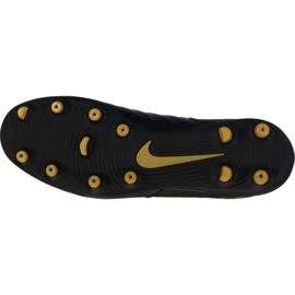 Buty piłkarskie Nike Tiempo Legend 7 Club Mg M AO2597-077 czarne wielokolorowe 1