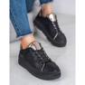Bestelle Buty Sportowe Na Platformie czarne 2