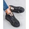 Bestelle Buty Sportowe Na Platformie czarne 3
