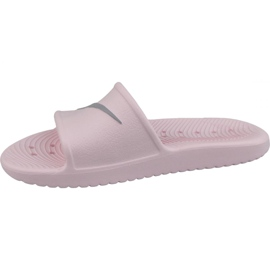 Klapki Nike Kawa Shower 832655-601 różowe 1