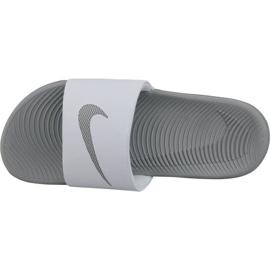 Klapki Nike Kawa Slide 834588-100 białe 2