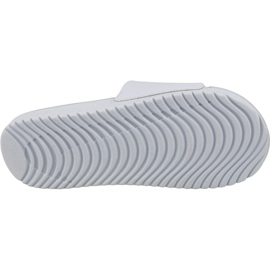Klapki Nike Kawa Slide 834588-100 białe 3