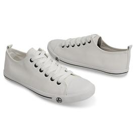 Klasyczne Trampki 9910 Biały białe 1