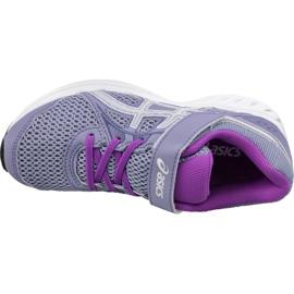 Buty biegowe Asics Jolt 2 Ps Jr 1014A034-500 fioletowe 2