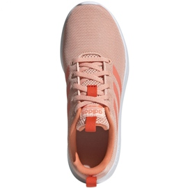 Buty adidas Lite Racer Cln Jr EE6957 różowe 1