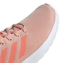 Buty adidas Lite Racer Cln Jr EE6957 różowe 3