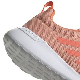 Buty adidas Lite Racer Cln Jr EE6957 różowe 4