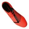 Buty piłkarskie Nike Phantom Vnm Pro AG-Pro M AO0574-600 pomarańczowy pomarańczowe 3
