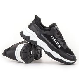 Ax Boxing Obuwie Sportowe Fashion czarne 2