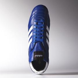 Buty piłkarskie adidas Kaiser 5 Cup Sg M B34259 niebieskie niebieskie 2