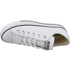 Buty Converse Chuck Taylor All Star Lift Clean Ox W 561680C białe 2