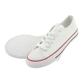 Białe Trampki Atletico CNSD-1 white 5