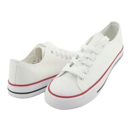 Białe Trampki Atletico CNSD-1 white 4