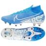Buty Nike Mercurial Superfly 7 Elite Ag Pro M AT7892 414 niebiesko białe zdjęcie 2