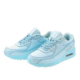Błękitne obuwie sportowe LXC-7500 niebieskie 2
