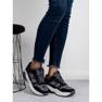 SHELOVET Czarne Sneakersy 1