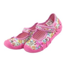 Befado obuwie dziecięce 109P191 4