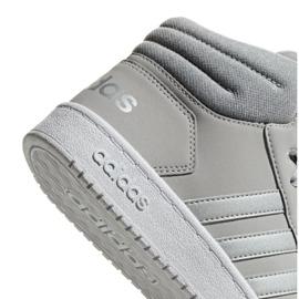 Buty adidas Hoops Mid 2.0 K Jr F35796 szare 2
