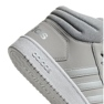 Szare Buty adidas Hoops Mid 2.0 K Jr F35796 zdjęcie 2