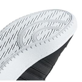 Buty adidas Hoops Mid 2.0 K Jr F35797 czarne 1