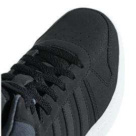Buty adidas Hoops Mid 2.0 K Jr F35797 czarne 3