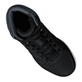 Buty adidas Hoops Mid 2.0 K Jr F35797 czarne 4