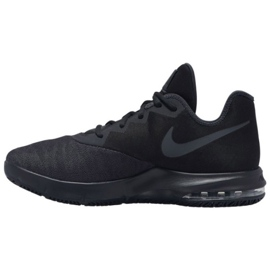 Buty Nike Air Max Infuriate Iii Low W M AJ5898 007 czarne 1
