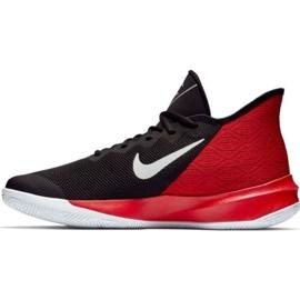 Buty Nike Zoom Evidence Iii M AJ5904 001 czarno-czerwone wielokolorowe 1