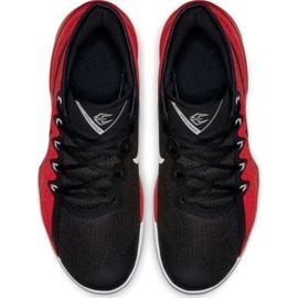 Buty Nike Zoom Evidence Iii M AJ5904 001 czarno-czerwone wielokolorowe 3