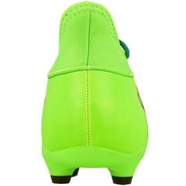 Buty piłkarskie adidas X 16.3 Fg M BB5855 zielony zielone 2