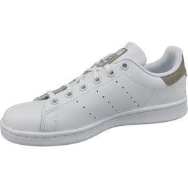 Buty adidas Stan Smith Jr DB1200 białe 1
