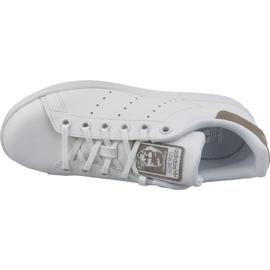 Buty adidas Stan Smith Jr DB1200 białe 2