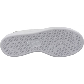 Buty adidas Stan Smith Jr DB1200 białe 3