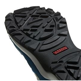 Buty adidas Hyperhiker K Jr G27790 niebieskie 3