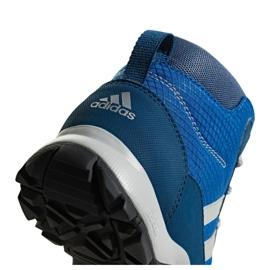 Buty adidas Hyperhiker K Jr G27790 niebieskie 5