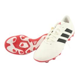 Buty piłkarskie adidas Nemeziz 18.4 FxG M D97992 beżowy 2