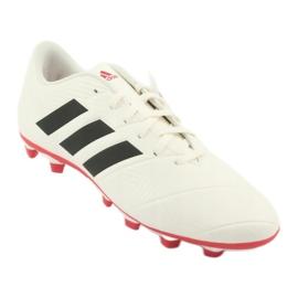 Buty piłkarskie adidas Nemeziz 18.4 FxG M D97992 beżowy 1
