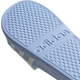 Klapki adidas Adilette Aqua W EE7346 niebieskie 6