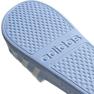 Niebieskie Klapki adidas Adilette Aqua W EE7346 zdjęcie 6