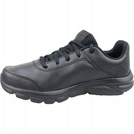 Buty biegowe Under Armour Gs Assert 8 Jr 3022697-001 czarne czarne 1