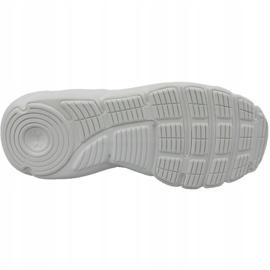 Buty biegowe Under Armour Gs Assert 8 Jr 3022697-100 białe białe 3