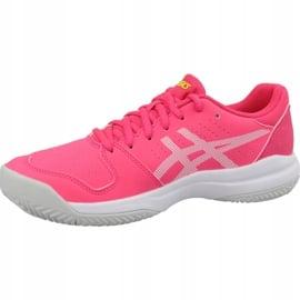 Buty do tenisa Asics Gel-Game 7 Clay/Oc Jr 1044A010-705 różowe 1
