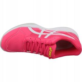Buty do tenisa Asics Gel-Game 7 Clay/Oc Jr 1044A010-705 różowe 2