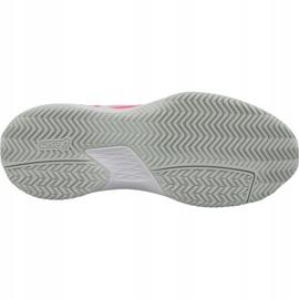 Buty do tenisa Asics Gel-Game 7 Clay/Oc Jr 1044A010-705 różowe 3