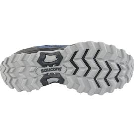 Buty biegowe Saucony Excursion Tr12 M S20451-3 granatowe 3