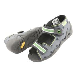 Befado żółte obuwie dziecięce 250P086 6