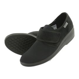 Befado obuwie damskie pu 033D002 czarne 4