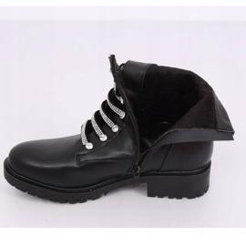 Botki militarne czarne NC876 Black 5