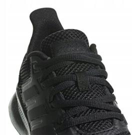 Buty adidas Runfalcon Jr F36549 czarne 2