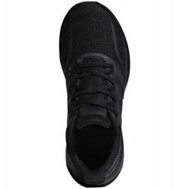 Buty adidas Runfalcon Jr F36549 czarne 3